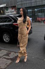 SHANINA SHAIK Arrives at Revolve Gallery in New York 09/09/2021
