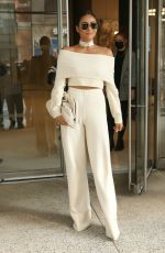 SHAY MITCHELL Arrives at Altuzarra SS22 Show at New York Fashion Week 09/12/2021