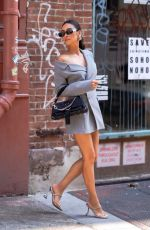 SHAY MITCHELL Out in New York 09/16/2021