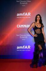 SOFIA RESING at 2021 Amfar Gala in Venice 09/10/2021