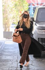 SOFIA RICHIE Heading to a Meeting In Beverly Hills 09/20/2021