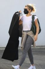 SOFIA RICHIE Shopping at Rick Owens in Los Angeles 09/16/2021