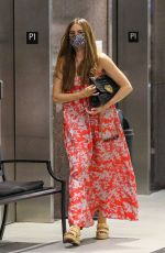 SOFIA VERGARA out and About in Century City 09/21/2021