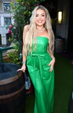 TALLIA STORM at Boisdale Music Awards in London 09/14/2021
