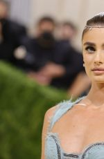 TAYLOR HILL at 2021 Met Gala in New York 09/13/2021