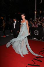 TAYLOR HILL Heading to Met Gala in New York 09/13/2021