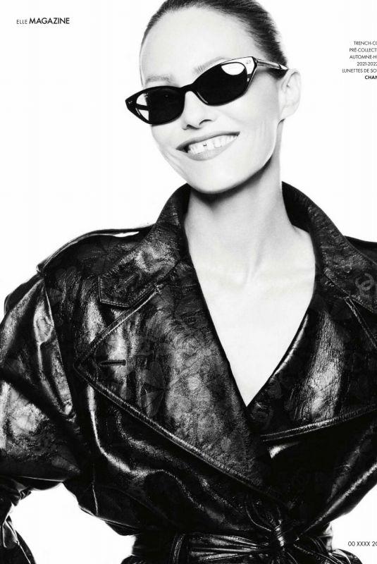 VANESSA PARADIS in Elle Magazine, France September 2021