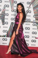 VICK HOPE at 2021 GQ Men of the Year Awards 2021 in London 09/01/2021