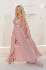 VICTORIA SILVSTEDT at 2021 Monte-Carlo Gala for Planetary Health 09/23/2021