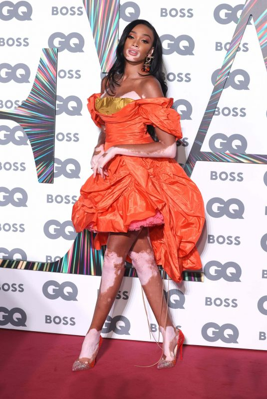 WINNIE HARLOW at 2021 GQ Men of the Year Awards 2021 in London 09/01/2021
