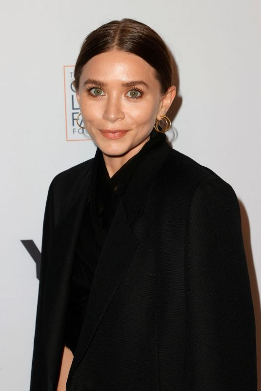 ASHLEY OLSEN at Yes 20th Anniversary Gala in Los Angeles 09/23/2021