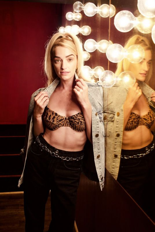BRIANNE HOWEY for The Bare Magazine, October 2021