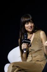 DAKOTA JOHNSON at The Lost Daughter Panel at Deadline Contenders Film in London 10/09/2021