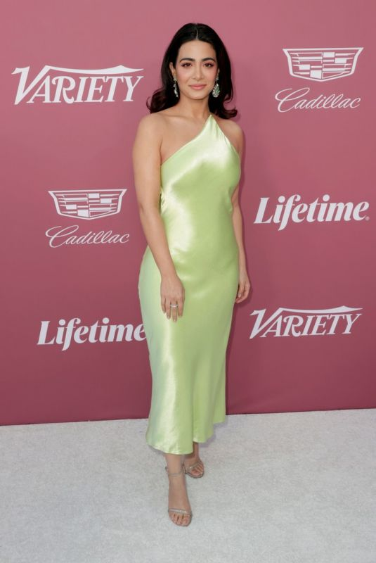 EMERAUDE TOUBIA at Variety's Power of Women in Beverly Hills 09/30/2021