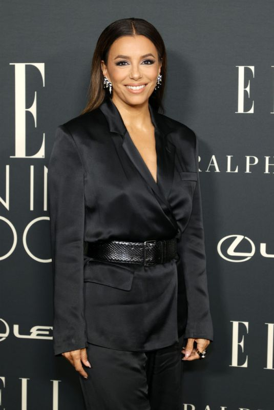 EVA LONGORIA at 27th Annual Elle Women in Hollywood Celebration in Los Angeles 10/19/2021
