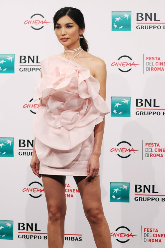 GEMMA CHAN at Eternals Photocall at 2021 Rome Film Fest 10/24/2021