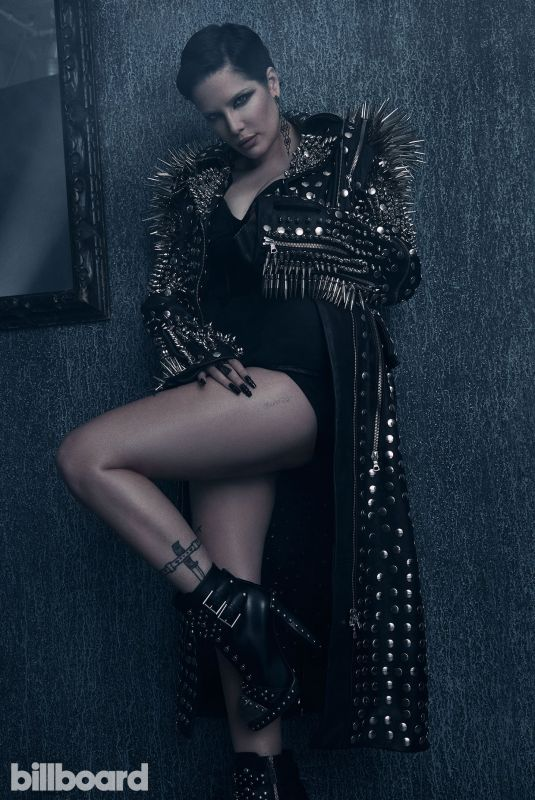 HALSEY for Billboard Magazine, October 2021