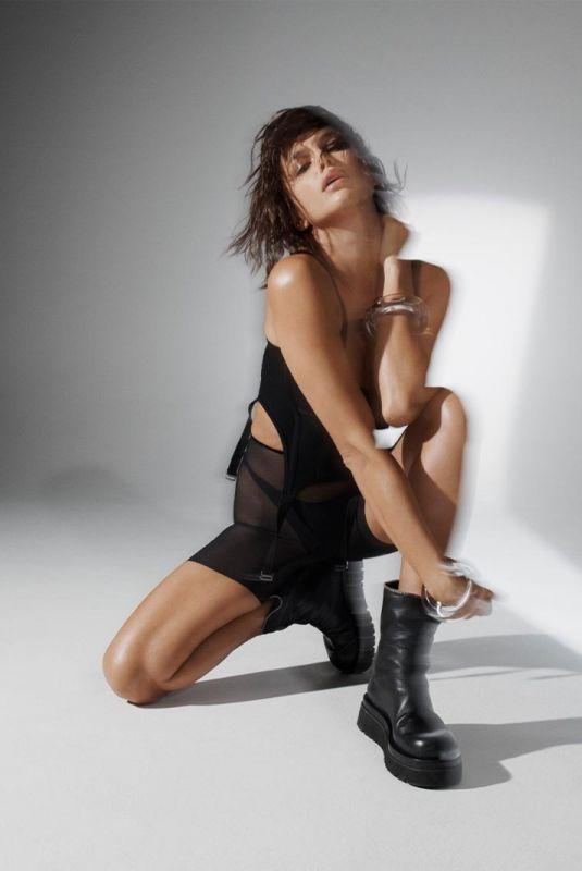 IRINA SHAYK for x Tamara Mellon Fall/Winter 2021