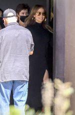 JENNIFER LOPEZ and Ben Affleck Arrives at The Tender Bar Premiere in West Hollywood 10/03/2021