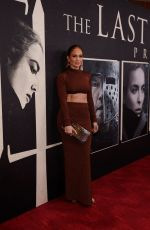 JENNIFER LOPEZ at The Last Duel Premiere in New York 10/09/2021