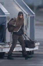 JENNIFER LOPEZ on the Set of Netflix Thriller The Mother in Vancouver 10/06/2021