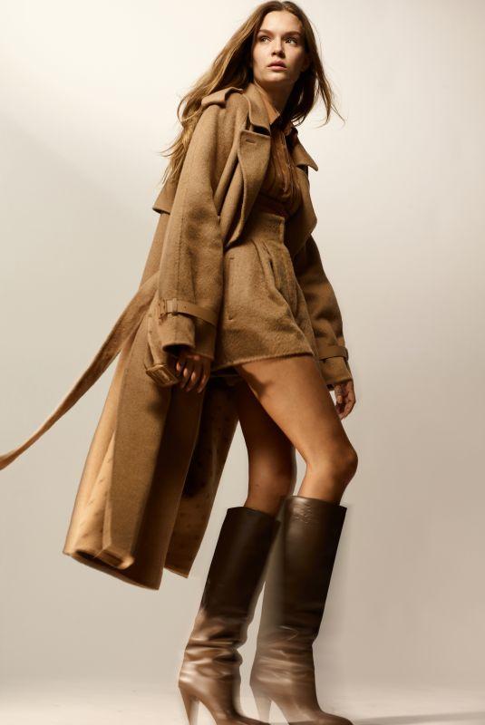 JOSEPHINE SKRIVER for Io Donna Fashion Issue, October 2021