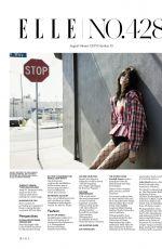KENDALL JENNER for Elle Magazine, August 2021