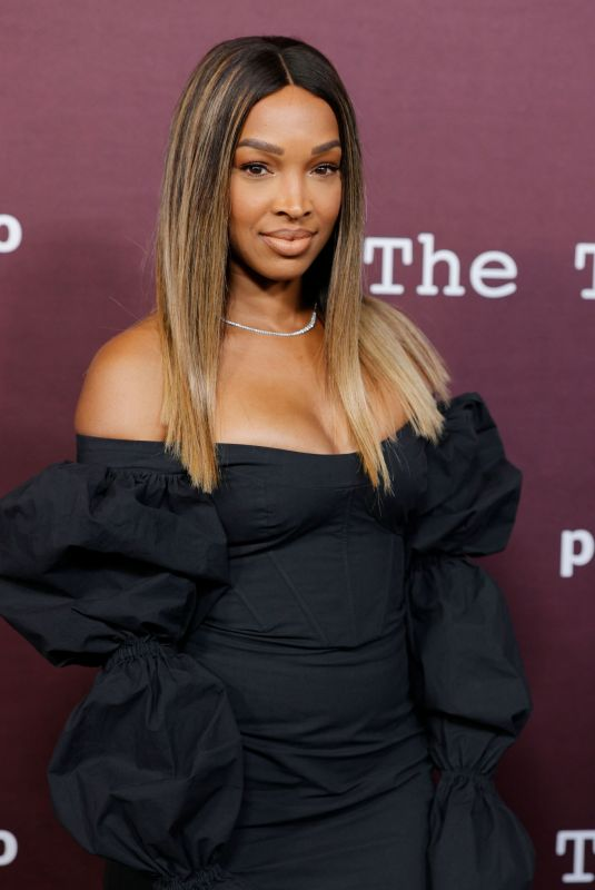 MALIKA HAQQ at The Tender Bar Premiere at DGA Theater Complex in Los Angeles 10/03/2021