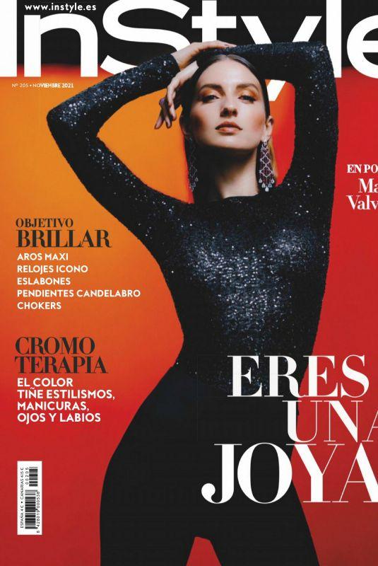 MARIA VALVERDE in Instyle Magazine, Spain November 2021
