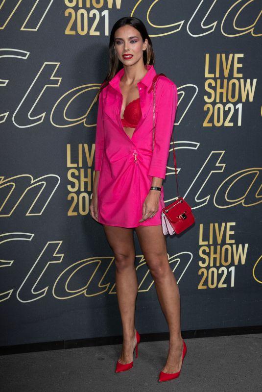 MARINE LORPHELIN at Etam Womenswear Spring/Summer 2022 Show in Paris 10/04/2021