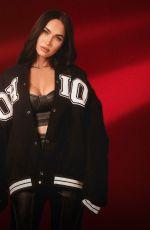 MEGAN FOX in Boohoo x Megan Fox 2021 Collection