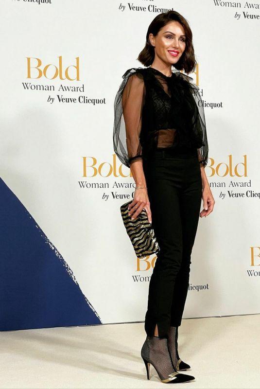 NAZAN ECKE at Bold Woman Award 10/05/2021