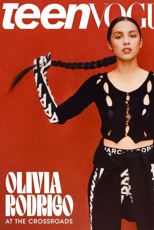 OLIVIA RODRIGO for Teen Vogue Magazine, October 2021