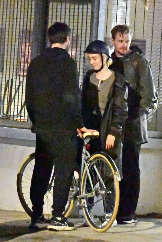 SAOIRSE RONAN and Jack Lowden Night Out in London 10/08/2021
