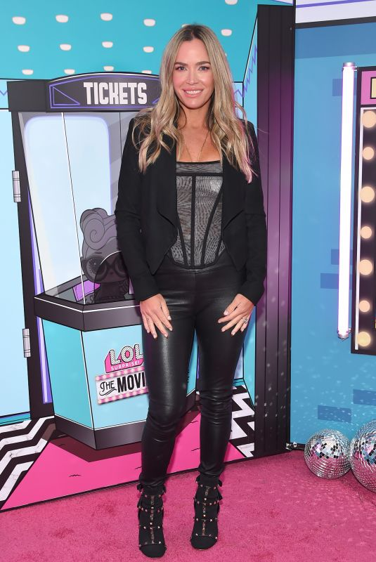 TEDDI JO MELLENCAMP at L.O.L Surprise! Premiere at Hollywood Forever Cemetery 10/06/2021