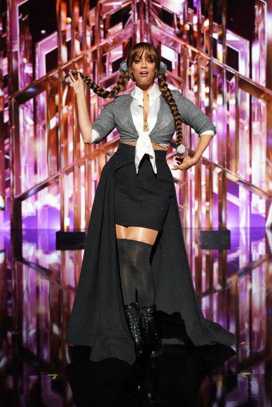 TYRA BAKNS, CHRISTINE CHIU, MELANIE CHISHOM… at Dancing with the Stars: Britney Night 10/04/2021